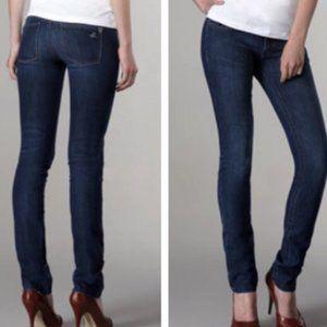 DL1961 Kate Straight Leg Jeans Dark Wash Size 25